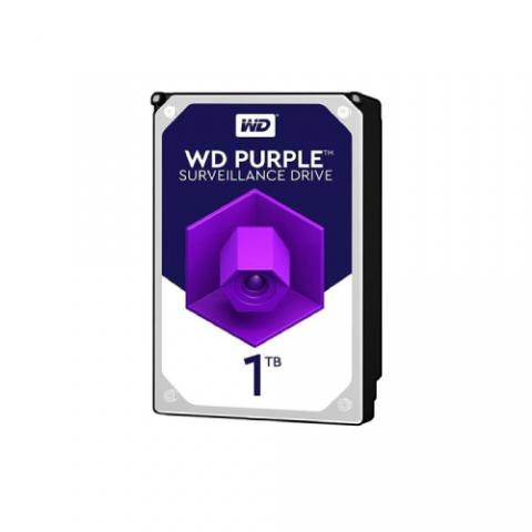 هارددیسک اینترنال وسترن دیجیتال Purple ظرفیت 1 ترابایت