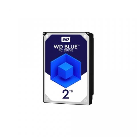 هارددیسک اینترنال وسترن دیجیتال Blue ظرفیت 2 ترابایت
