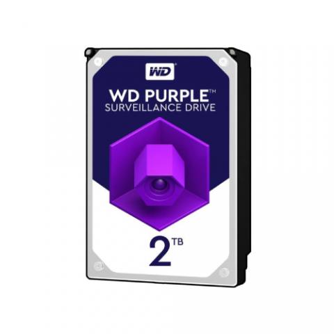 هارددیسک اینترنال وسترن دیجیتال Purple ظرفیت 2 ترابایت