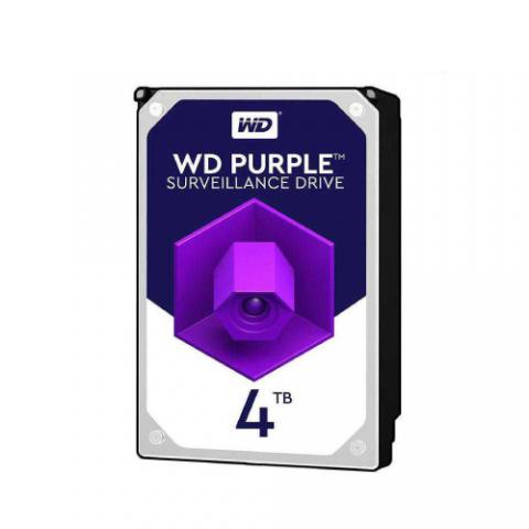 هارددیسک اینترنال وسترن دیجیتال Purple ظرفیت 4 ترابایت