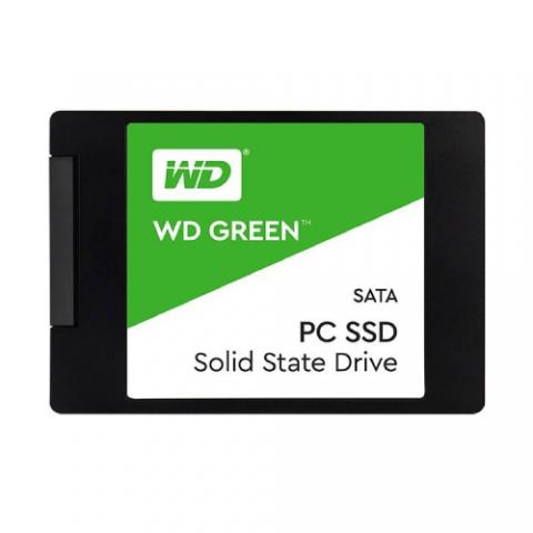 اس اس دی اینترنال وسترن دیجیتال GREEN ظرفیت 480 گیگابایت گارانتی دیجیتال