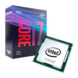 پردازنده مرکزی اینتل Coffee Lake Corei7  9700F TRAY