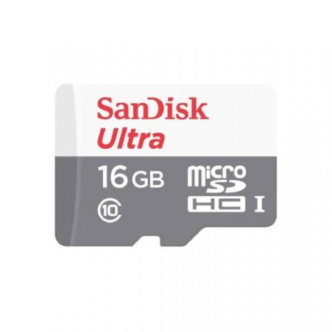 کارت حافظه سن دیسک UHS-I U1 Class 10 ظرفیت 16 گیگابایت