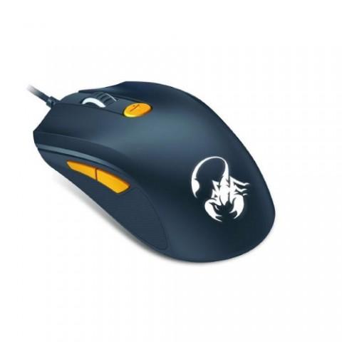 ماوس مخصوص بازی جنیوس Scorpion M8-610 Black+Orange