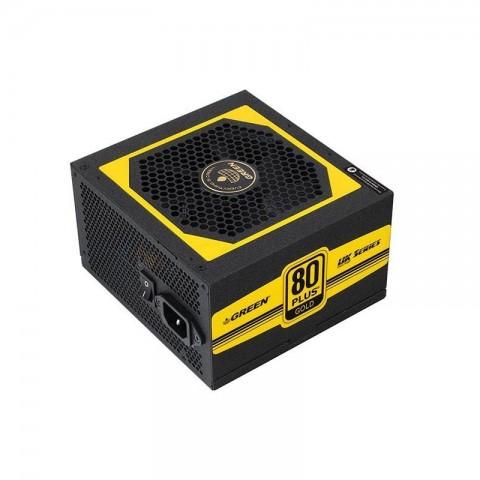 منبع تغذیه کامپیوتر گرین GP650A-UK Plus