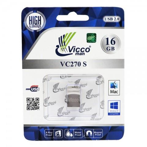 فلش مموری ویکو من VC270 با ظرفیت 8 گیگابایت