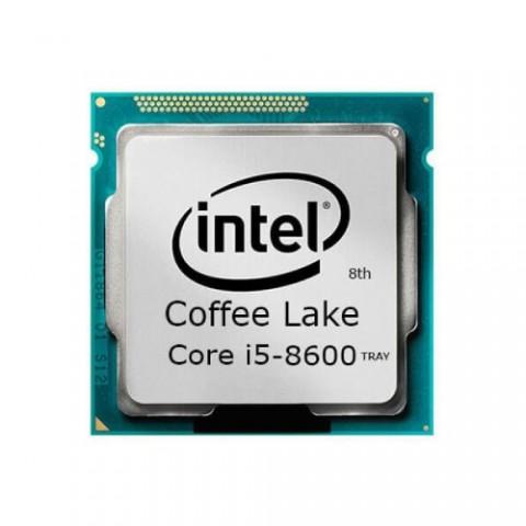 پردازنده مرکزی اینتل  Core i5-8600 Coffee Lake TRAY