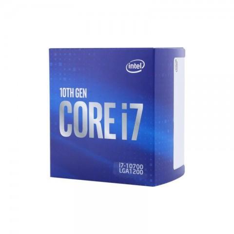 پردازنده مرکزی اینتل Comet Lake Core i7-10700 TRAY