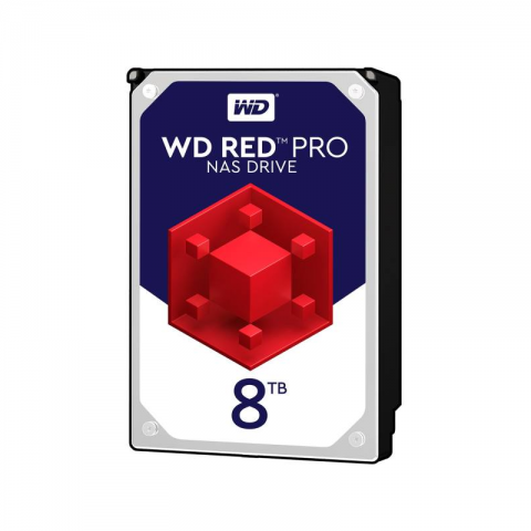 هارددیسک اینترنال وسترن دیجیتال  Red WD80EFRX ظرفیت 8 ترابایت