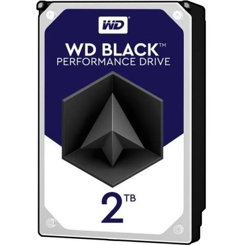 هارددیسک اینترنال وسترن دیجیتال  Black WD2003FZEX ظرفیت 2 ترابایت