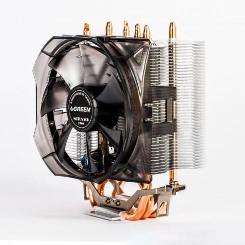 خنک کننده پردازنده گرین NOTUS 200-PWM