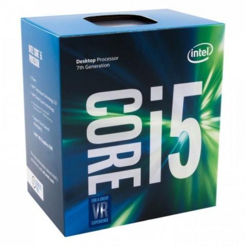 پردازنده مرکزی اینتل Kaby Lake Core i5-7400 تری
