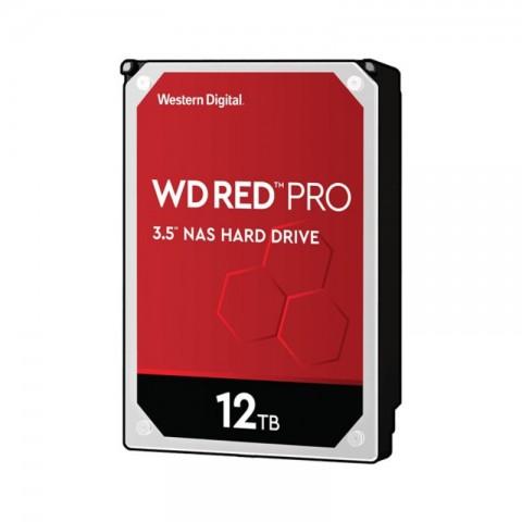 هارددیسک اینترنال وسترن دیجیتال  Red WD121KFRX ظرفیت 12 ترابایت