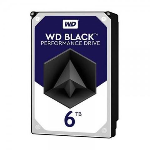 هارددیسک اینترنال وسترن دیجیتال  Black WD6003FZBX ظرفیت 6 ترابایت