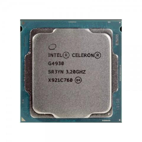پردازنده مرکزی اینتل Celeron G4930 سری Coffee Lake