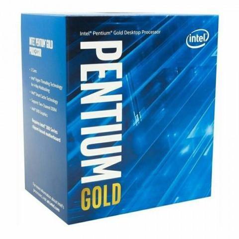پردازنده مرکزی اینتل Comet Lake Pentium Gold G6405