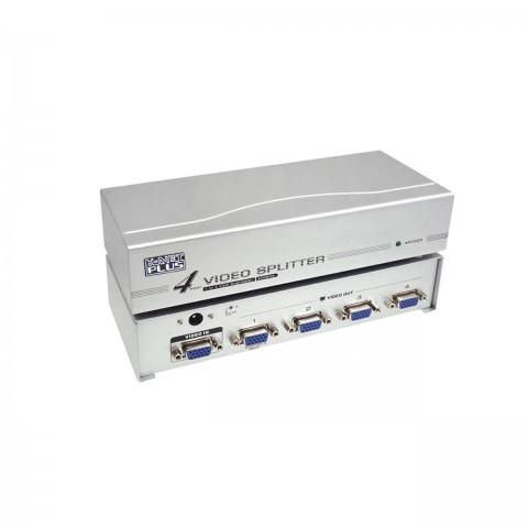 اسپلیتر VGA چهار پورت کی نت پلاس KPS634