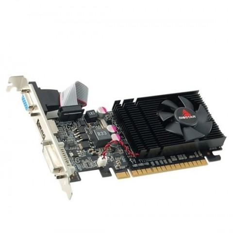 کارت گرافیک DDR3 بایوستار GT610حافظه 2 گیگابایت