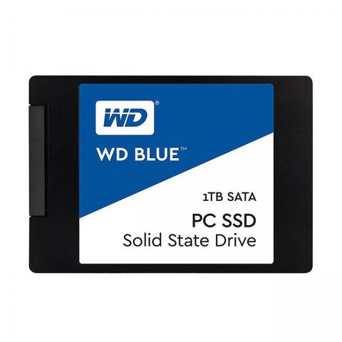 اس اس دی اینترنال وسترن دیجیتال BLUE WDS100T1B0A ظرفیت 1 ترابایت