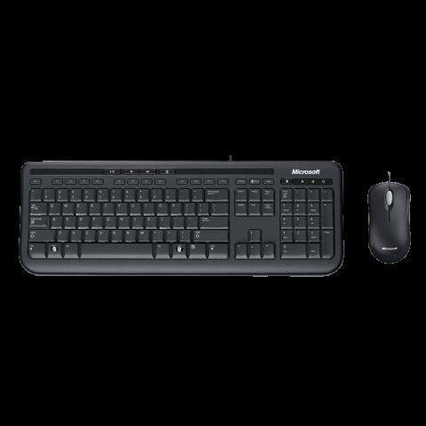 کیبورد و ماوس مایکروسافت Desktop 600