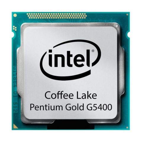 پردازنده مرکزی اینتل Coffee Lake Pentium Gold G5400 TRAY