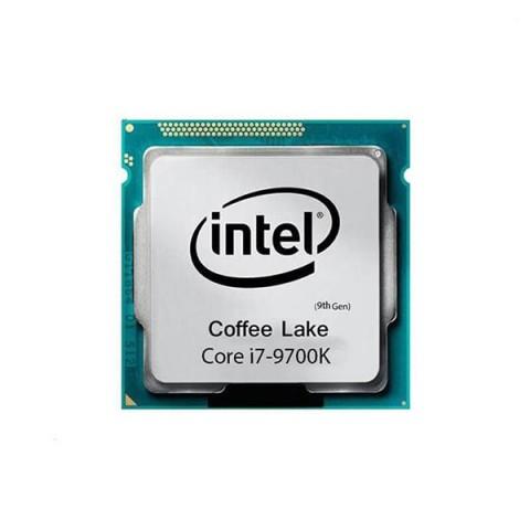 پردازنده مرکزی اینتل Coffee Lake Core i7-9700K Tray