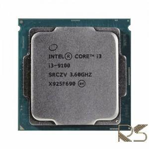 پردازنده مرکزی اینتل سری Comet Lake مدل Core i3 10100