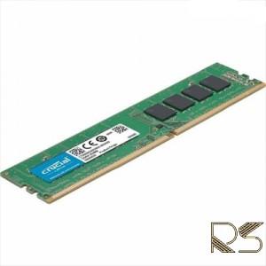 رم دسکتاپ DDR4 تک کاناله 2400 مگاهرتز CL17 کروشیال مدل CT4G4DFS824A ظرفیت 4 گیگابایت