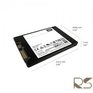 اس اس دی اینترنال وسترن دیجیتال Green WDS240G2G0A ظرفیت 240 گیگابایت