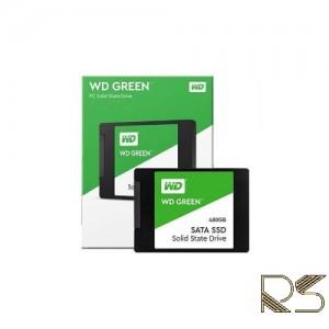 اس اس دی اینترنال وسترن دیجیتال Green PC WDS120G2G0A ظرفیت 120 گیگابایت