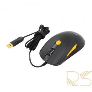 ماوس مخصوص بازی جنیوس Scorpion M6-600 Black+Orange