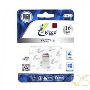 فلش مموری ویکومن مدل VC274 ظرفیت 64 گیگابایت