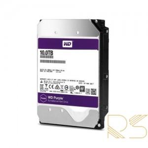هارددیسک اینترنال وسترن دیجیتال Purple ظرفیت 10 ترابایت