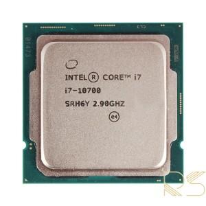 پردازنده مرکزی اینتل Comet Lake Core i7-10700KF