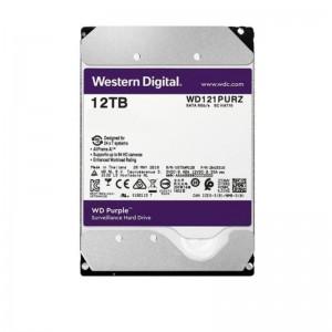هارددیسک اینترنال وسترن دیجیتال Purple WD121PURZ ظرفیت 12 ترابایت