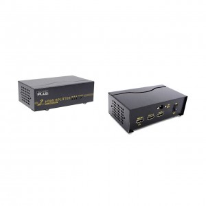اسپلیتر HDMI دو پورت کی نت پلاس KPS642