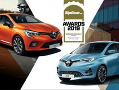 جشنی از برترین اتومبیل های سال Top Gear Awards 2019