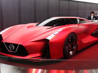 نیسان GT-R سال ۲۰۲۳
