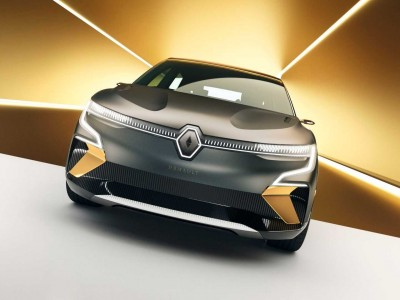 رنو مگان ای ویژن Renault Megane Evision