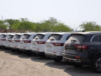 ترخیص 9 هزار خودروی وارداتی