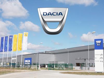 شرکت داچیا Romani Dacia Co