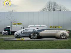 خودرو های خودران (هوشمند) رنو