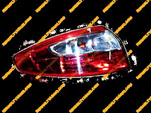 چراغ خطر عقب روی گلگیر فلوئنس FLUENCE BACK LAMP FDR