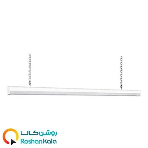 چراغ خطی کارن آویز ۲۴۰ وات 3.5 متر پارس شعاع توس