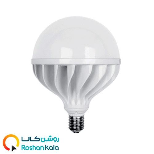 لامپ LED حبابی ۱۰۰ وات پارس شعاع توس