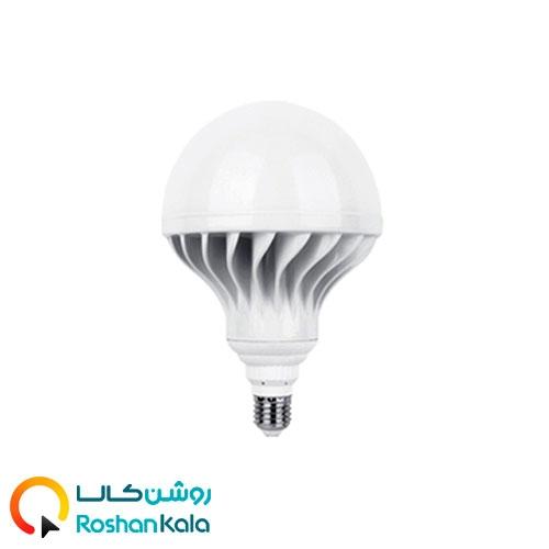 لامپ LED حبابی ۵۰ وات پارس شعاع توس