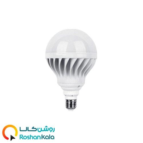 لامپ LED حبابی ۴۰ وات پارس شعاع توس