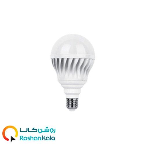 لامپ LED حبابی ۲۵ وات پارس شعاع توس