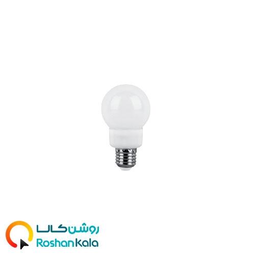 لامپ LED حبابی یک وات هفت رنگ پارس شعاع توس