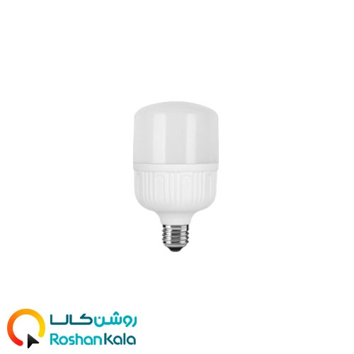 لامپ LED استوانه ای 20 وات پارس شعاع توس